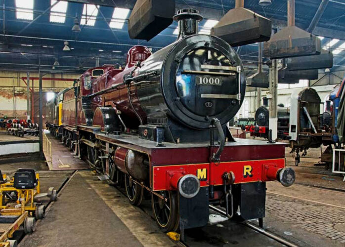 Barrow Hill attracts thousands of visitors