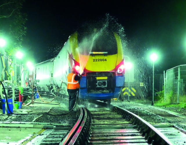 Barrow Hill - Storage for Rail Operators