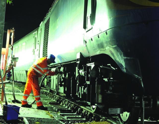 Diesel fuelling and Passenger vehicle watering